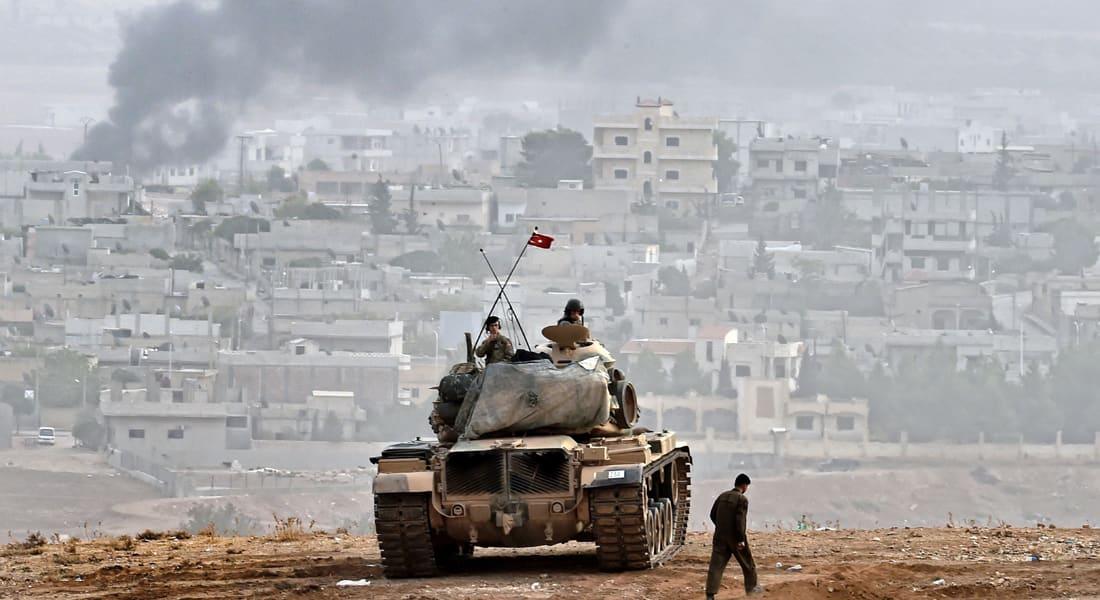 تركيا ستسمح بمرور قوات البيشمرغة من العراق إلى كوباني عبر أراضيها