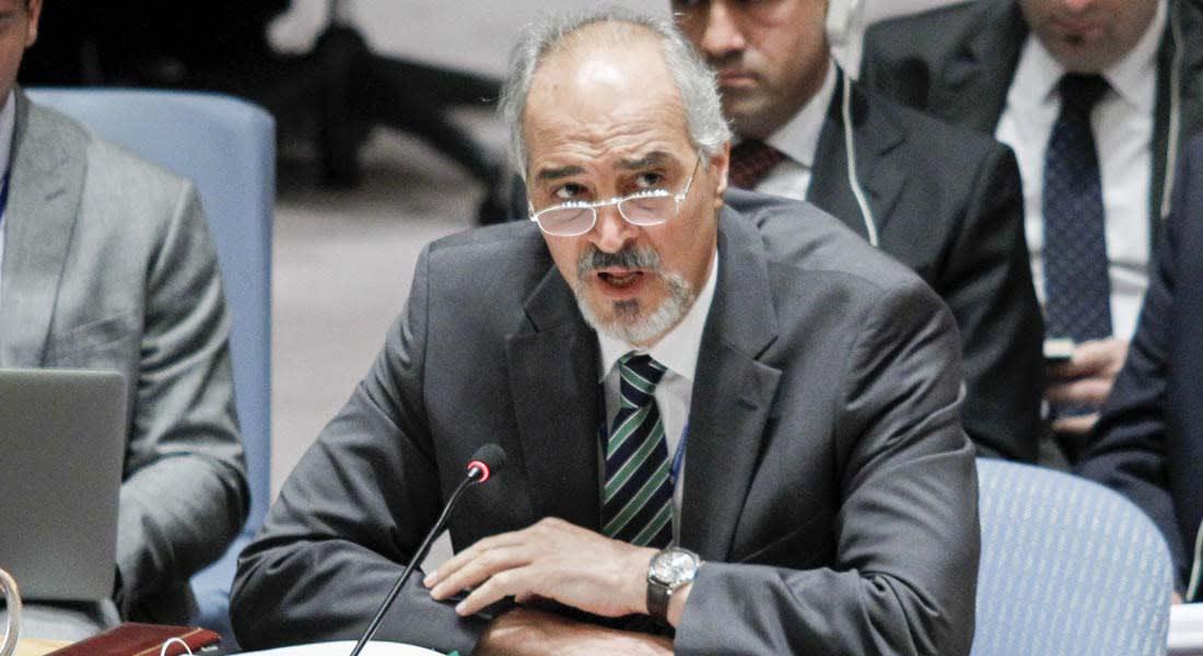 """سوريا تدعو الأمم المتحدة لمحاسبة """"الحلف الإرهابي التركي السعودي القطري الإسرائيلي"""""""