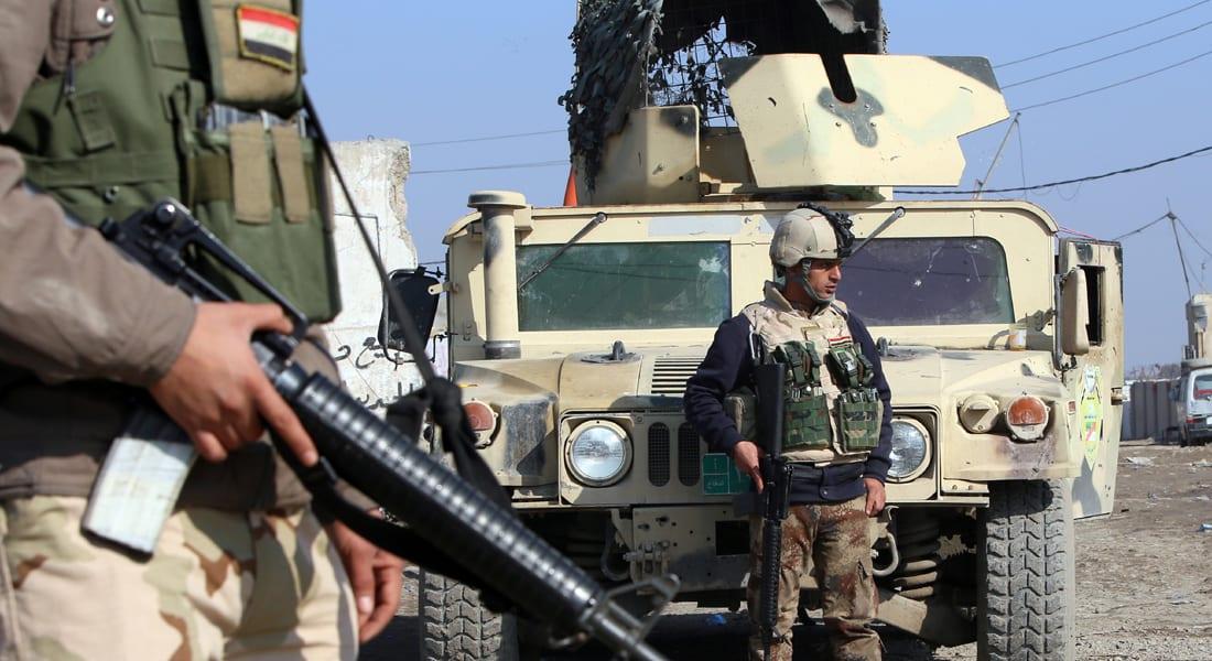 العراق: 100 عنصر بداعش سلموا أنفسهم الأربعاء منهم قياديان مقربان من الزرقاوي
