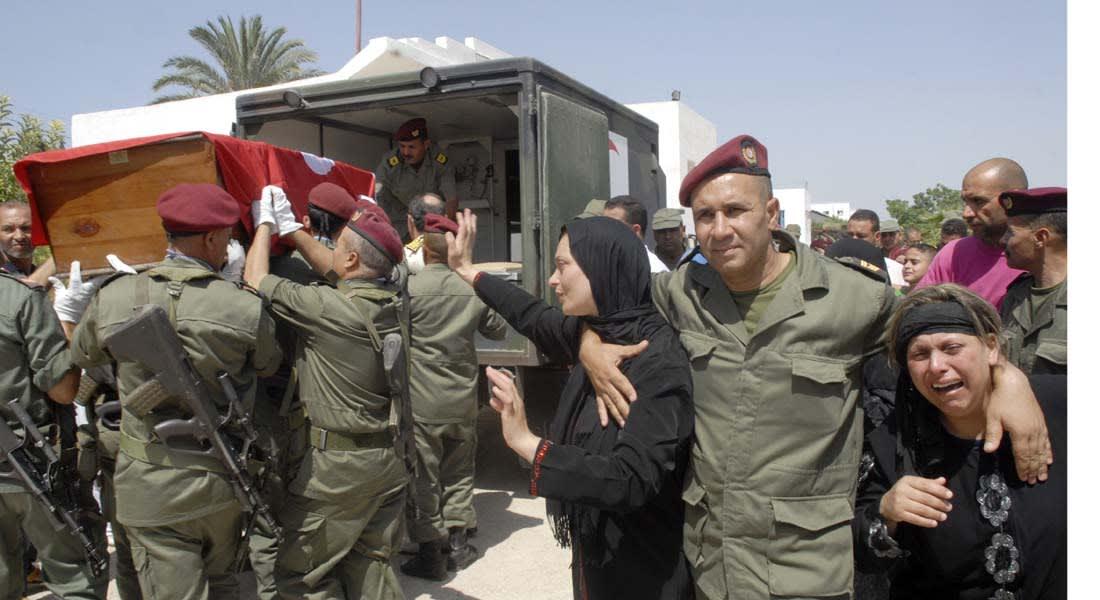 تونس: مقتل مسلح ورجل أمن في اشتباكات مع مجموعة مسلحة بولاية منوبة