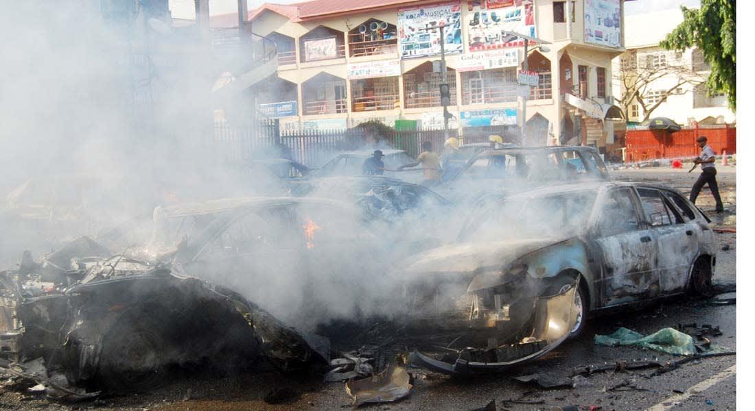 مقتل 5 أشخاص بانفجار في محطة للحافلات بنيجيريا والشرطة تتوعد الفاعل
