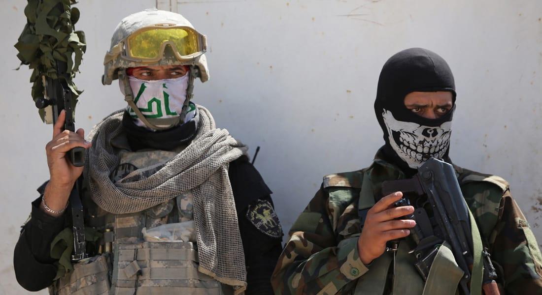 مصدر أمني لـCNN: داعش يقتل 15 عنصرا من الميليشيات الشيعية بجرف الصخر بعد يوم على طرده من المنطقة