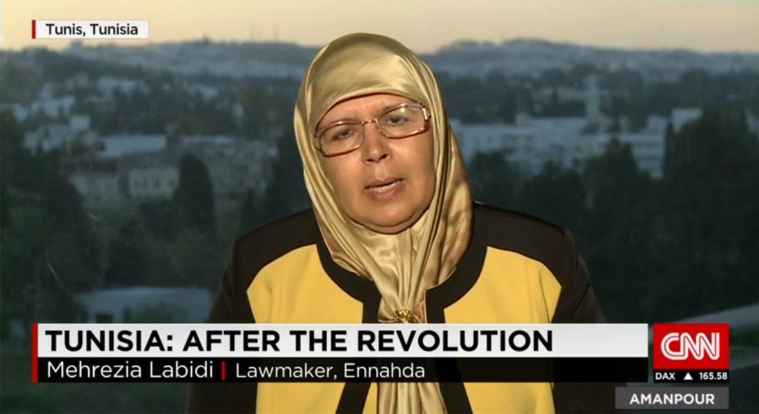 نائب رئيس المجلس التأسيسي التونسي لـCNN نتيجة الانتخابات كانت متوقعة