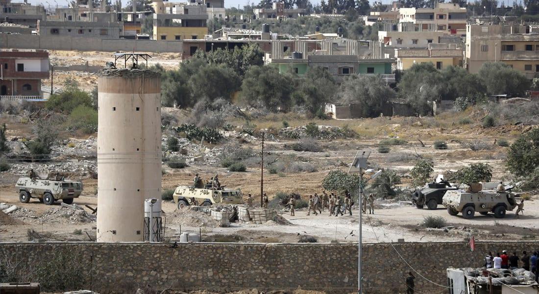 """مصر.. السيسي يعين مستشارين لمكافحة الإرهاب والأمن القومي ويأمر ببناء """"رفح الجديدة"""""""