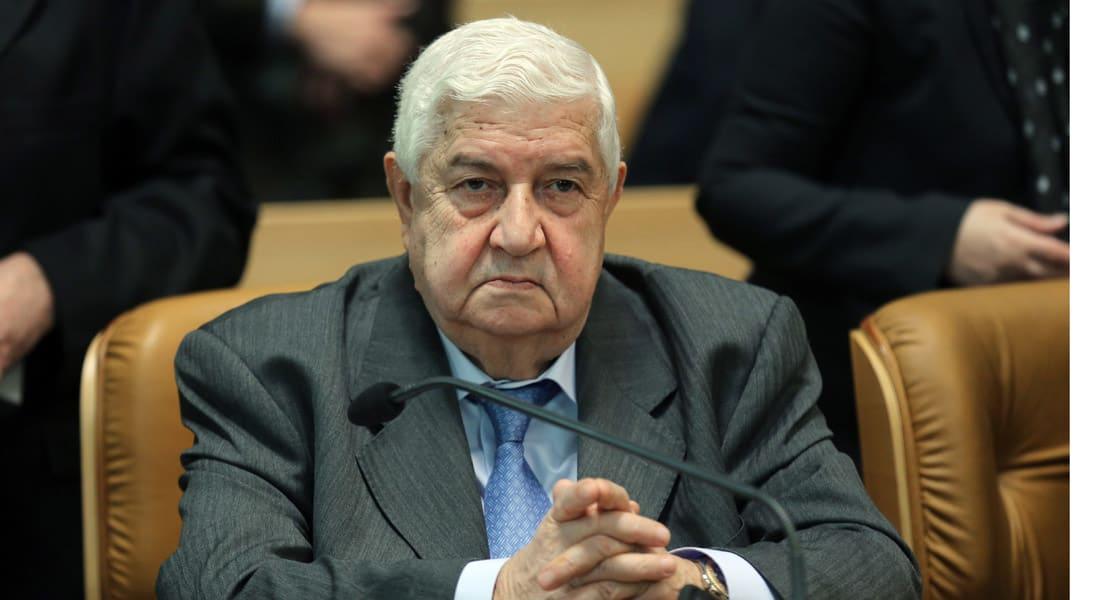 شمخاني للمعلم: محاولات الدعم الإقليمي والدولي لحرب استنزاف في سوريا ستفشل