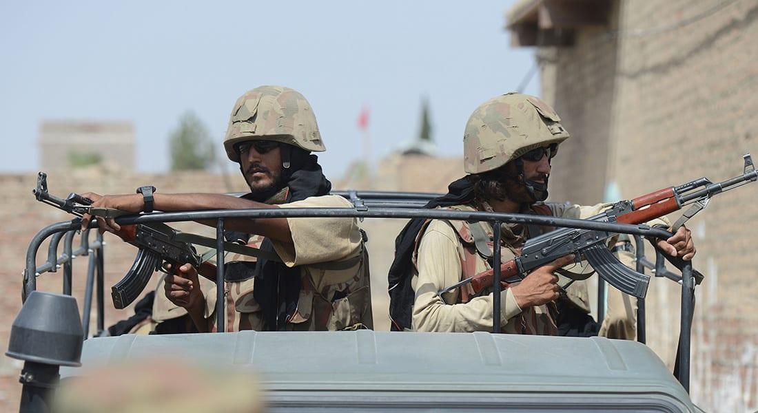 باكستان: مقتل 32 مسلحا في كمين للشرطة