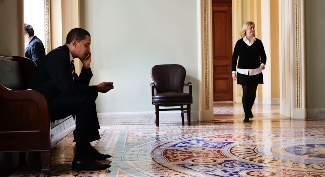 تعرفوا على صانع هاتف أوباما أكثر الهواتف أمناً وأكثرها مللاً