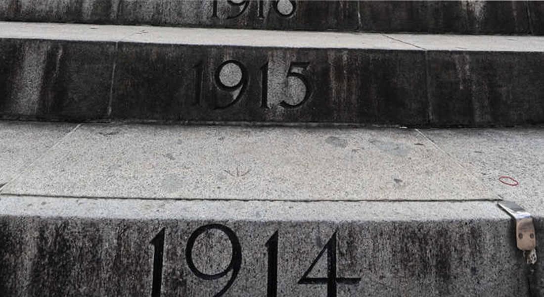 """رأي: """"خلافة داعش"""" تثبت أنّ الحرب العالمية الأولى لم تنته وقد تُستأنف"""