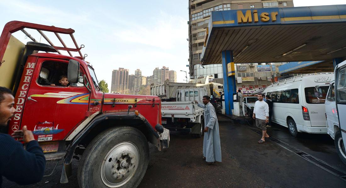 غضب بالشارع المصري لرفع أسعار الوقود