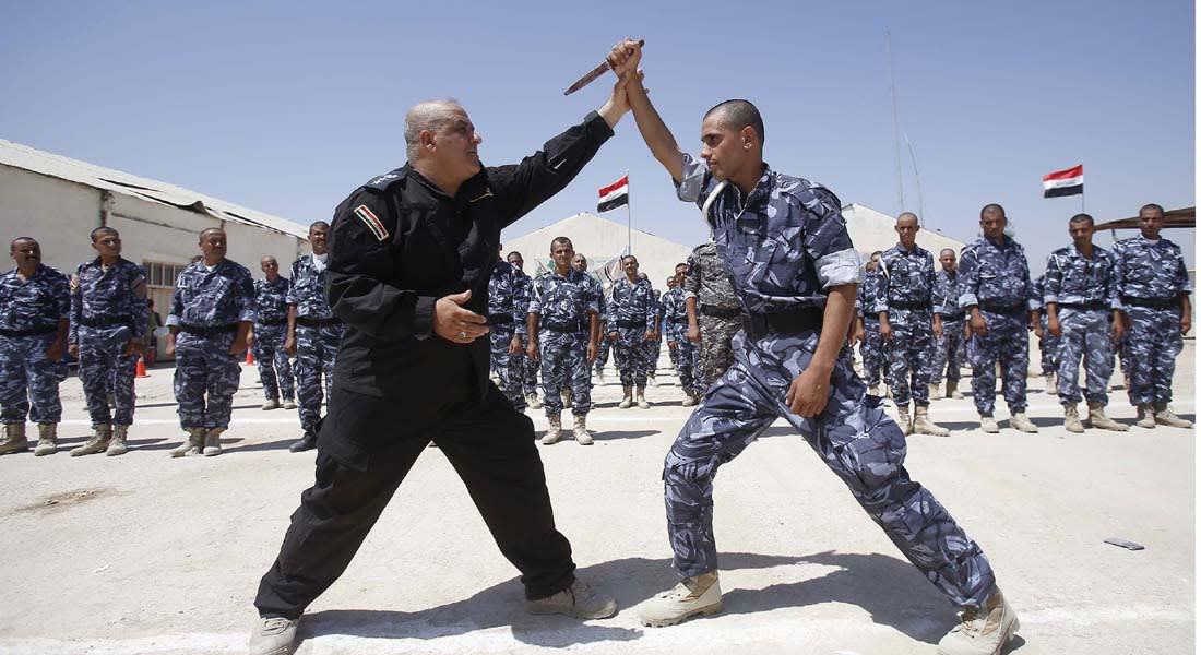 لأول مرة منذ توقيع معاهدة عام 1936 العراق يسلم مطلوباً لأمريكا