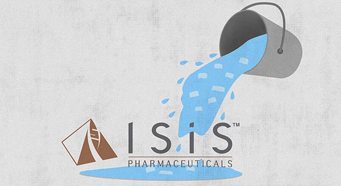 """ارتفاع صاروخي لسهم شركة أمريكية تحمل اسم """"داعش"""" بالإنجليزية والسبب """"تحدي دلو الثلج"""""""