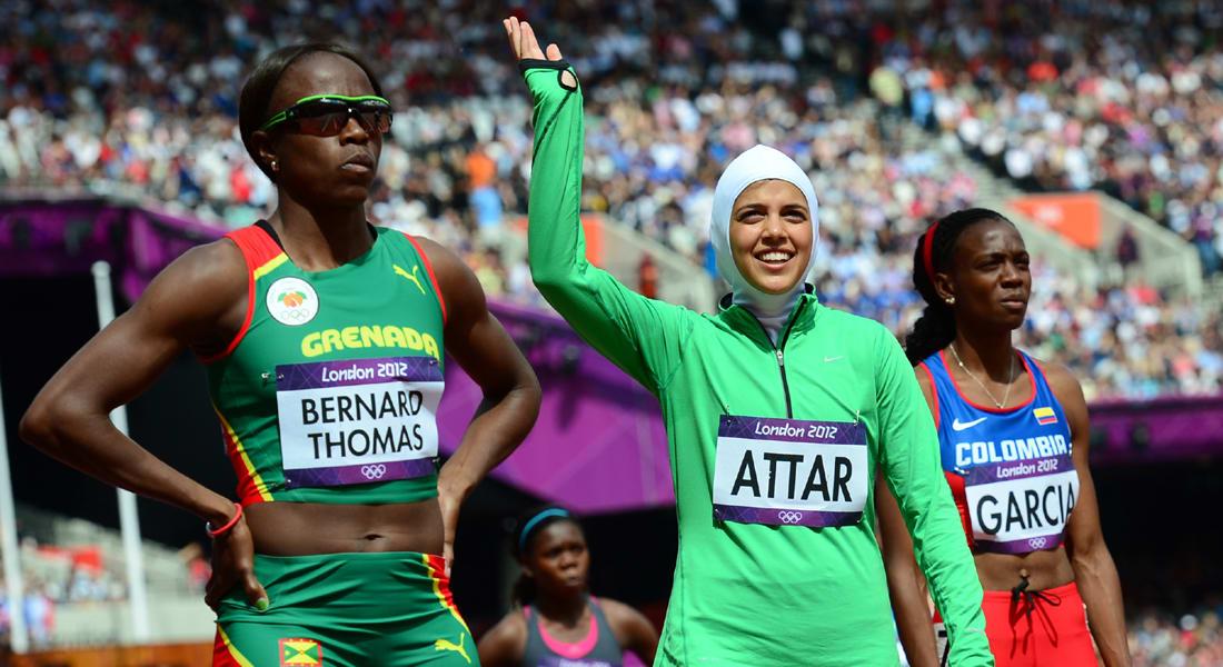 """دورة """"آسياد 2014"""" تجدد الجدل حول غياب المشاركة النسائية السعودية بالمنافسات الرياضية"""