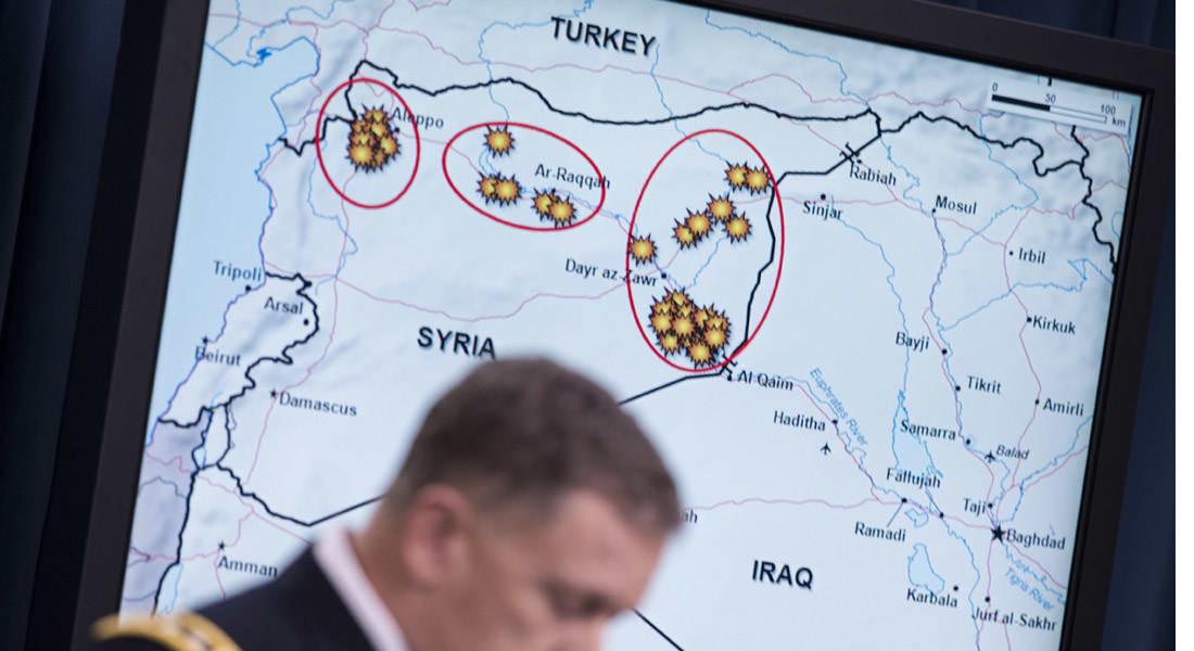 """مصدر عسكري لـ CNN: مقتل نائب البغدادي و""""أمير جيشه"""" في العراق و""""أميره على الموصل"""" ونشر 1300 جندي أمريكي بالعراق"""