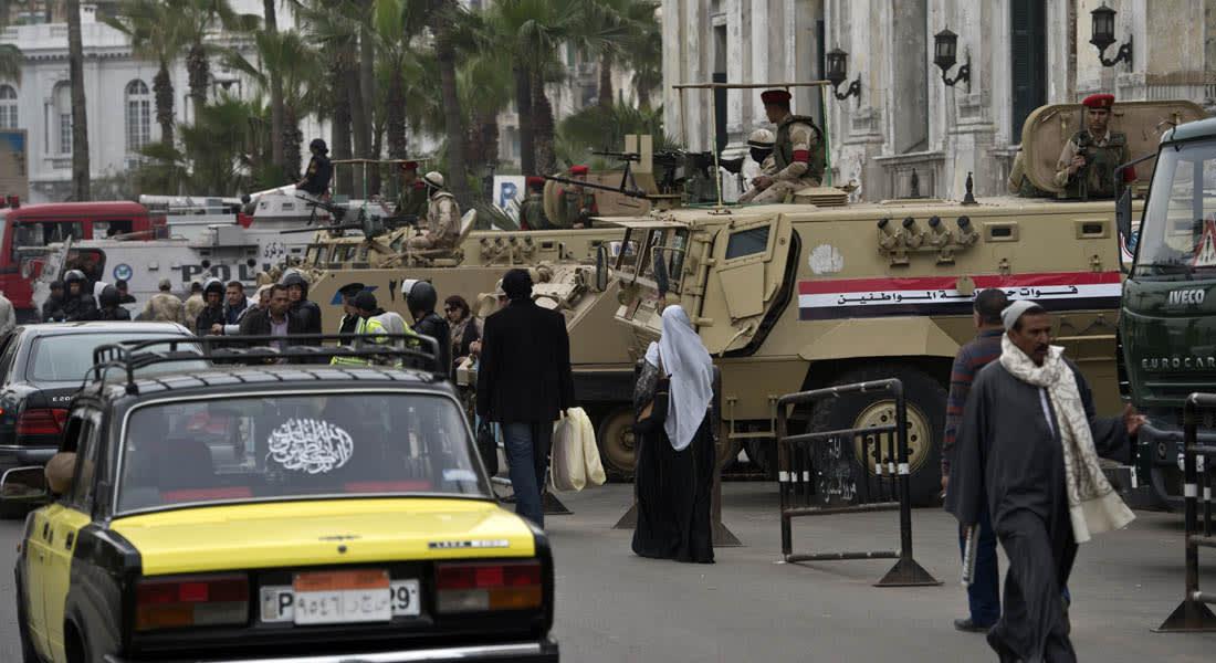 """مصر.. مقتل ضابطي شرطة أحدهما عميد وتفكيك """"خلية إرهابية"""""""