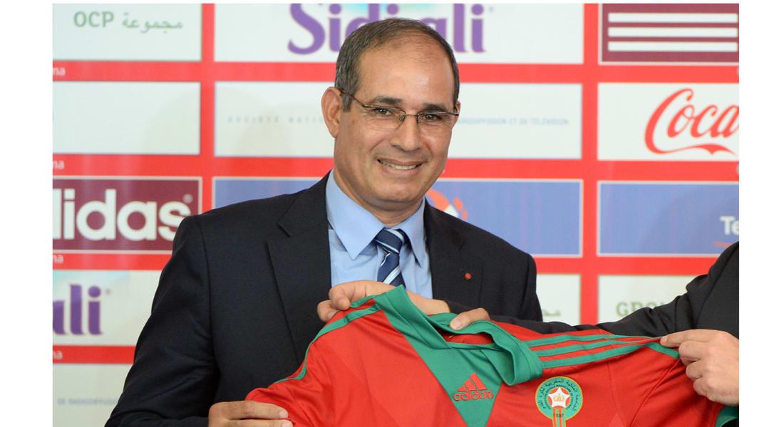 """مدرب جديد للمنتخب المغربي: """"الشعب أراد"""" الزاكي والاتحاد استجاب"""