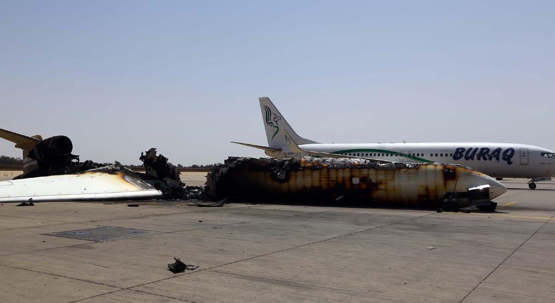 مسلحون يمنعون رئيس الوزراء الليبي من السفر عبر مطار معيتيقة