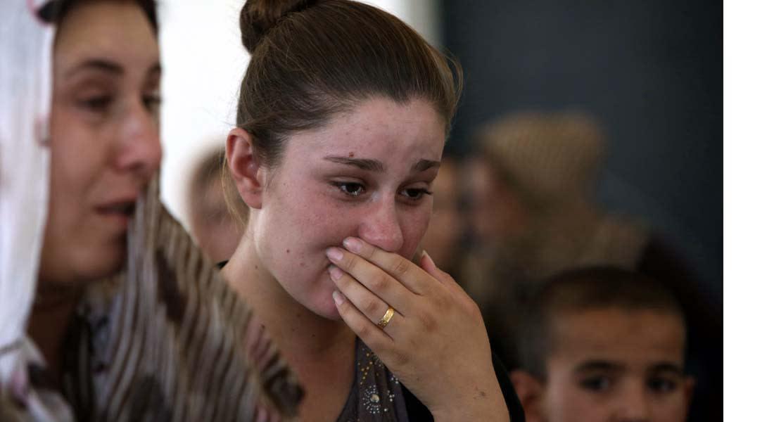قائد في داعش لـ CNN: مئات النساء اختطفن من سنجار إلى الموصل وعدد كبير من الرجال قتلوا