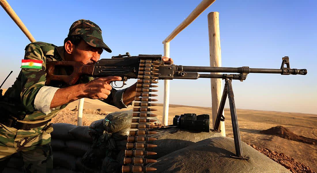 """قبضة """"داعش"""" تتراخى... البيشمرغة تحقق مكاسب ميدانية بالموصل"""