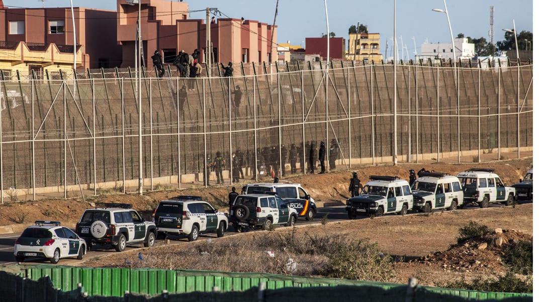 """الشرطة الإسبانية والمغربية تعتقل تسعة أشخاص يشتبه بعلاقتهم مع """"داعش"""""""