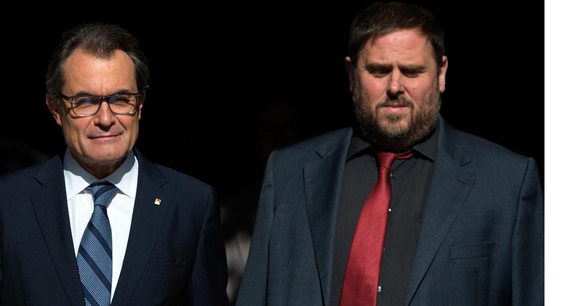 رئيس كاتالونيا يوقع مرسوماً لإجراء استفتاء للاستقلال عن إسبانيا