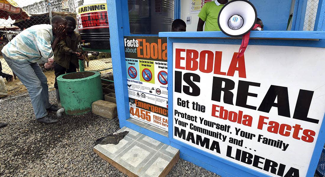 الإعلان عن اكتشاف أول إصابة بمرض إيبولا داخل الولايات المتحدة الأمريكية