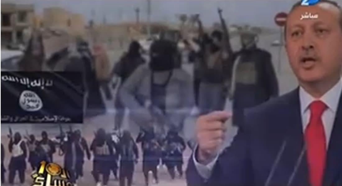 """بالفيديو.. شعبان عبد الرحيم بأغنية جديدة: """"اشرب يا أردوغان أهو شعبك قام عليك"""""""
