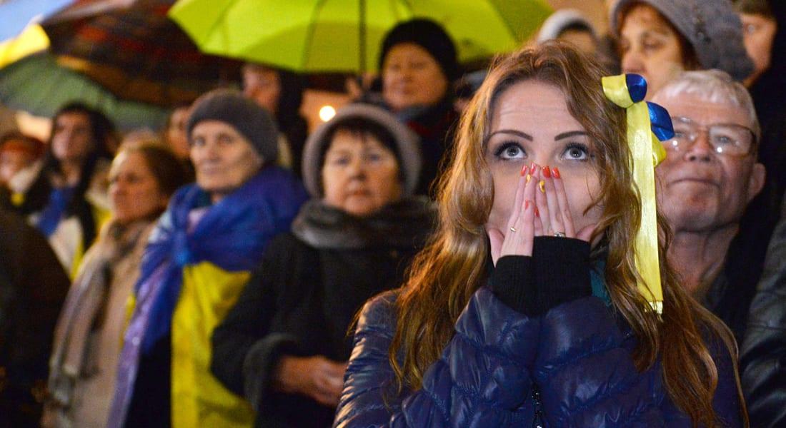 أوكرانيا: 3 قتلى باشتباكات المتظاهرين والأمن الأربعاء