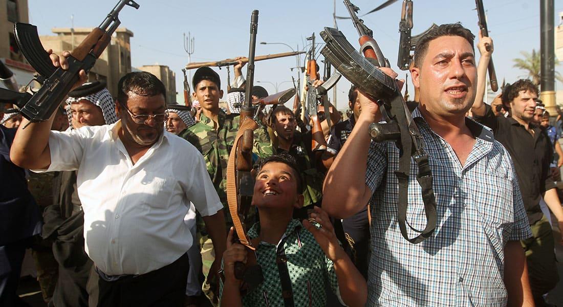 صحف العالم: الأطفال يحملون السلاح ضد داعش في العراق
