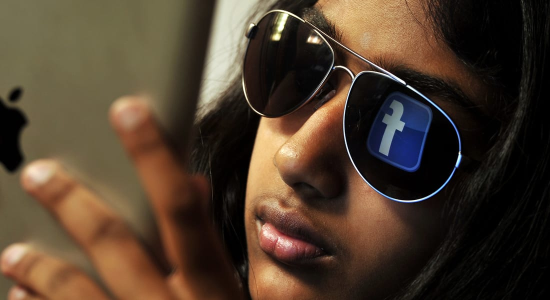 نحو 70 بالمائة من موظفي فيسبوك ذكور من البشرة البيضاء