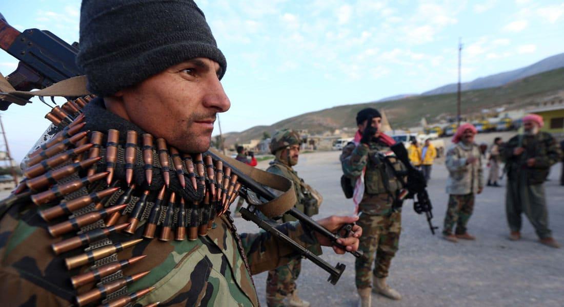 """حرب داعش.. القوات العراقية تستعيد السيطرة على مطار """"تلعفر"""" في نينوى وتتقدم بالأنبار"""