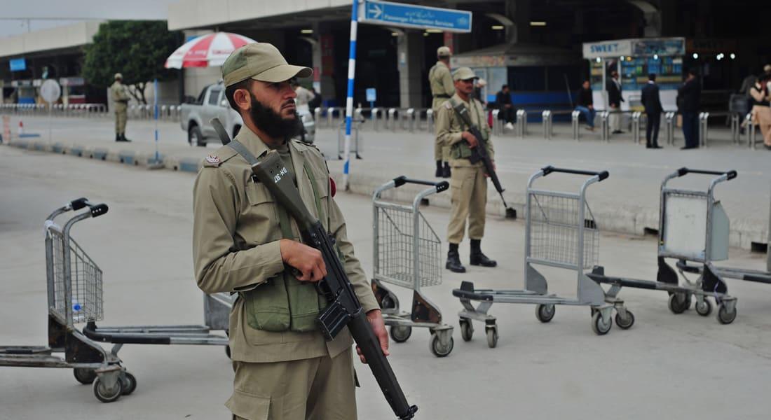 باكستان: حالة طوارئ قصوى بمطار بينظير بوتو الدولي وإغلاق كل المداخل والمخارج ووقف الرحلات