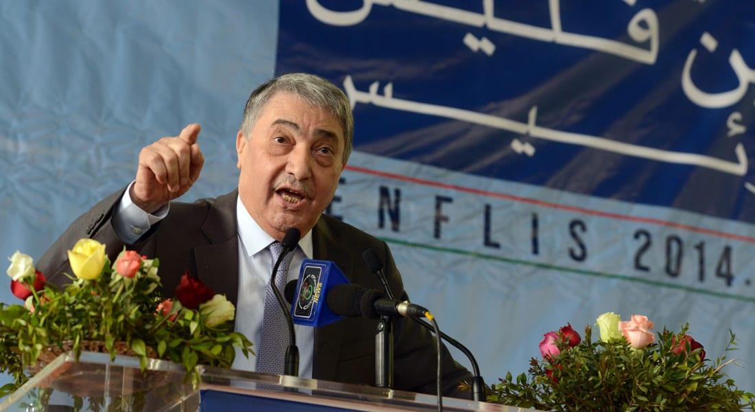 """الجزائر.. بن فليس يرفض النتائج الأولية ويدعو لـ""""نهج مقاومة سياسية"""""""
