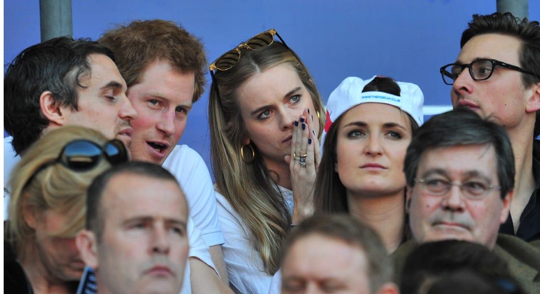 أشهر العازبين .. الأمير هاري ينفصل عن صديقته