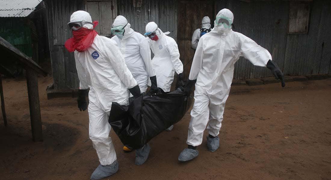 """ليبيريا: مرضى """"إيبولا"""" يهربون من المشفى بعد تعرضه لهجوم مسلح"""