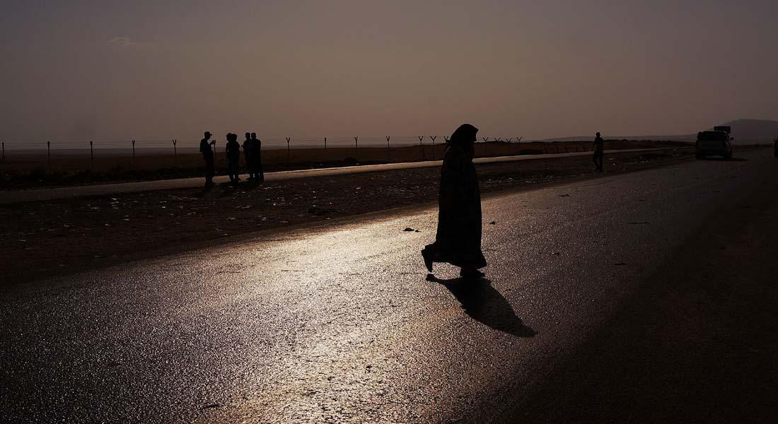 """العراق: اعتقال مفجري مقام النبي يونس و 8 نساء بتهمة """"ممارسة الجنس"""" مع """"داعش"""""""