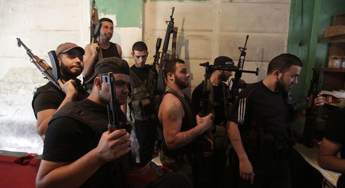الحريري يحذر سنّة لبنان من حرب حزب الله والقاعدة