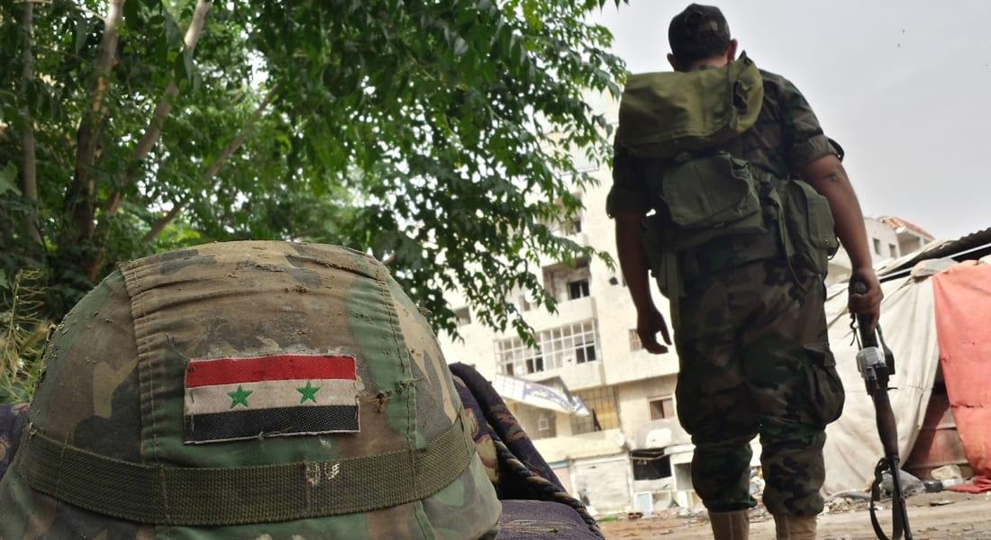 عسكري روسي لا يستبعد قيام الغرب بعملية ضد الأسد