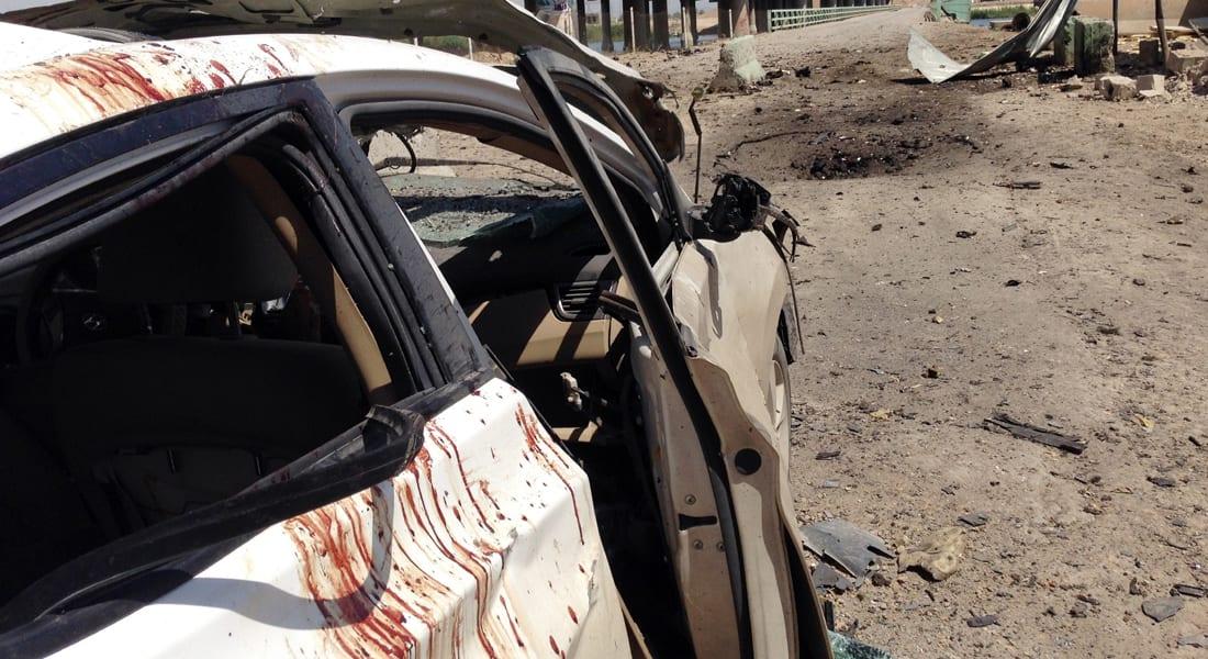 مقتل رئيس صحوات الرمادي بالعراق في تفجير انتحاري