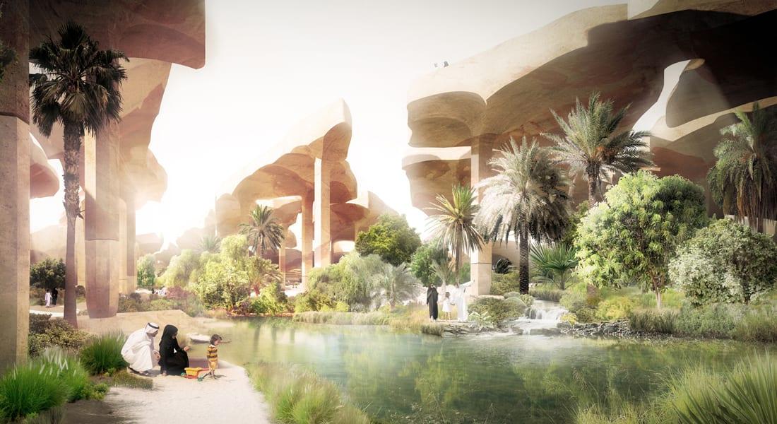 عندما تعانق لمسات باريس رمال الصحراء في أبوظبي