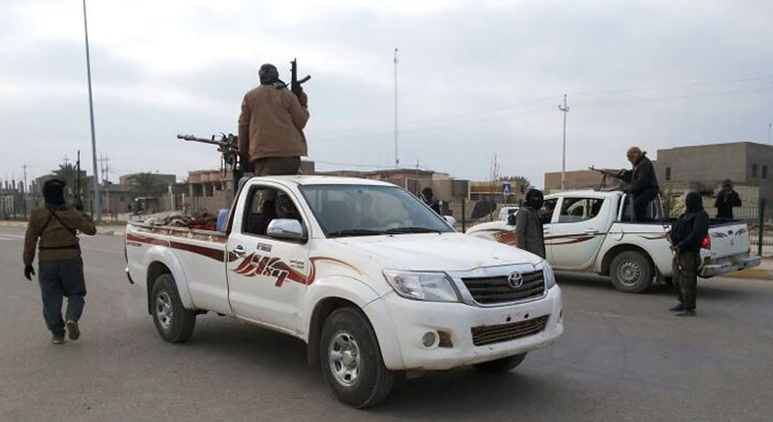 """""""الغضب العلوي"""".. فرقة مسلحة من 7 الاف مقاتل تهدد بزلزلة """"داعش"""""""
