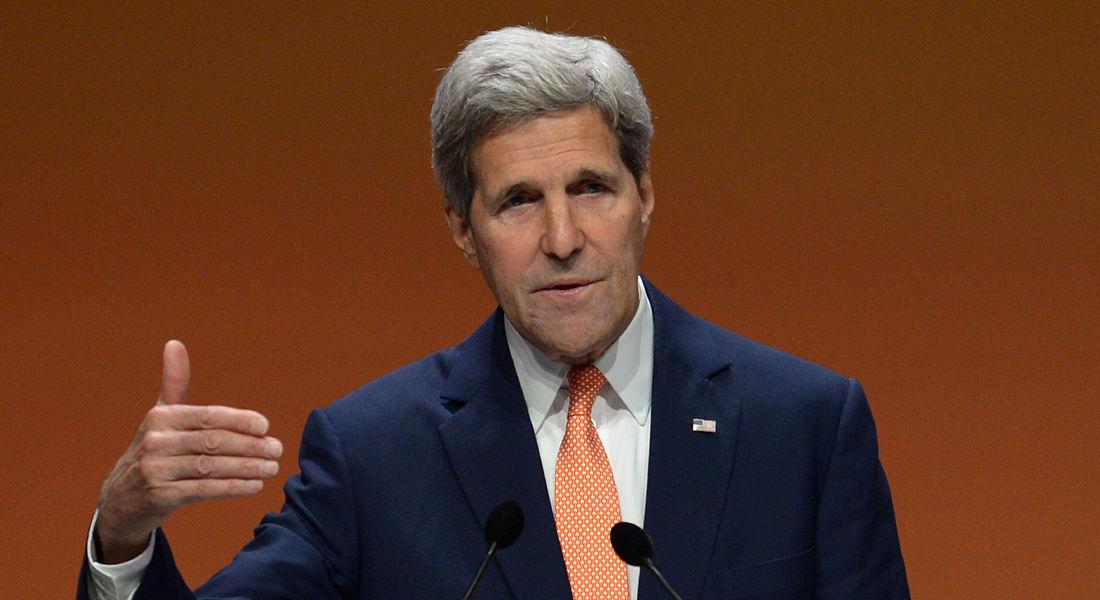 كيري: مساعداتنا لن تنجح ما لم يضع العراقيون خلافاتهم جانبا