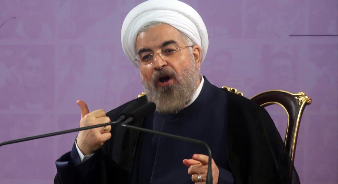 روحاني: الإيرانيون سيقدمون النفس والنفيس للدفاع عن مراقد الأئمة بالعراق