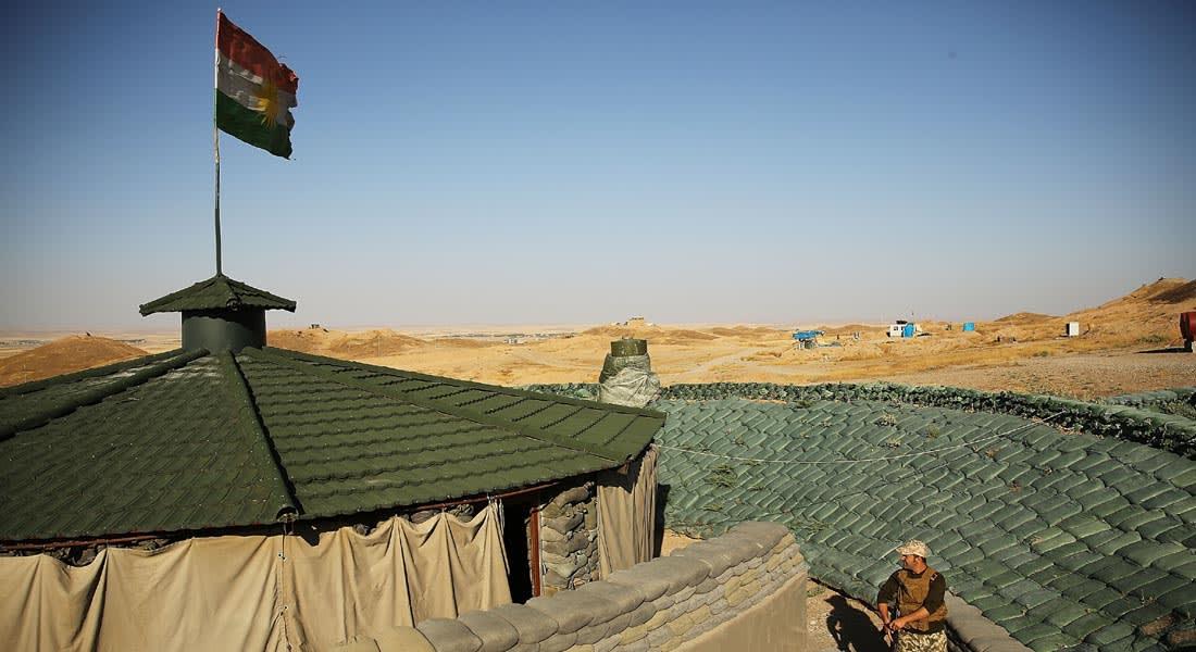 بارزاني: استفتاء حول المناطق المتنازع عليها لانضمامها لكردستان