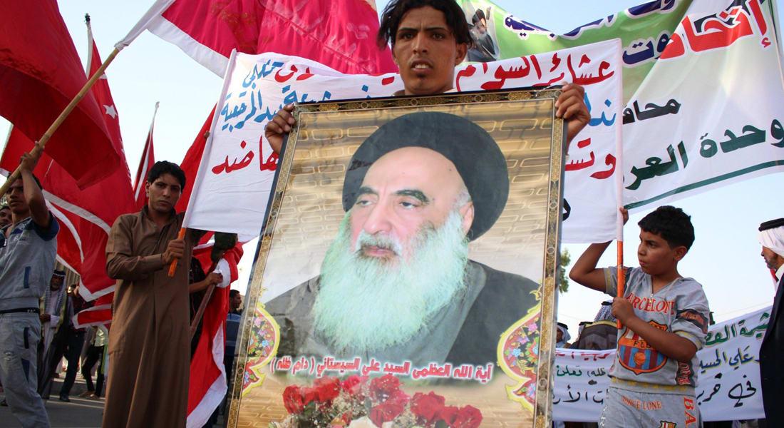 المرجعية الشيعية تدعو البرلمان العراقي إلى تشكيل حكومة تحظى بقبول وطني