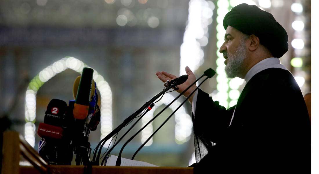 """ممثل السيستاني يلمح إلى عدم تعيين وزراء المالكي : """"من جرب المجرب حلت به الندامة"""""""