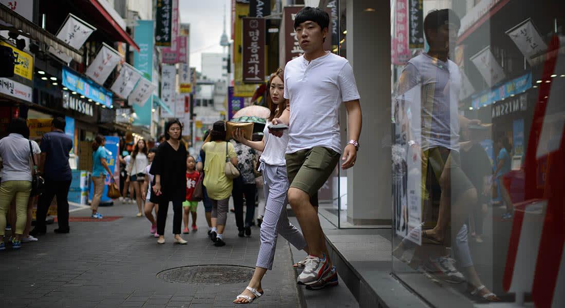 صحف العالم: سر اختفاء كوريا الجنوبية من الوجود عام 2750