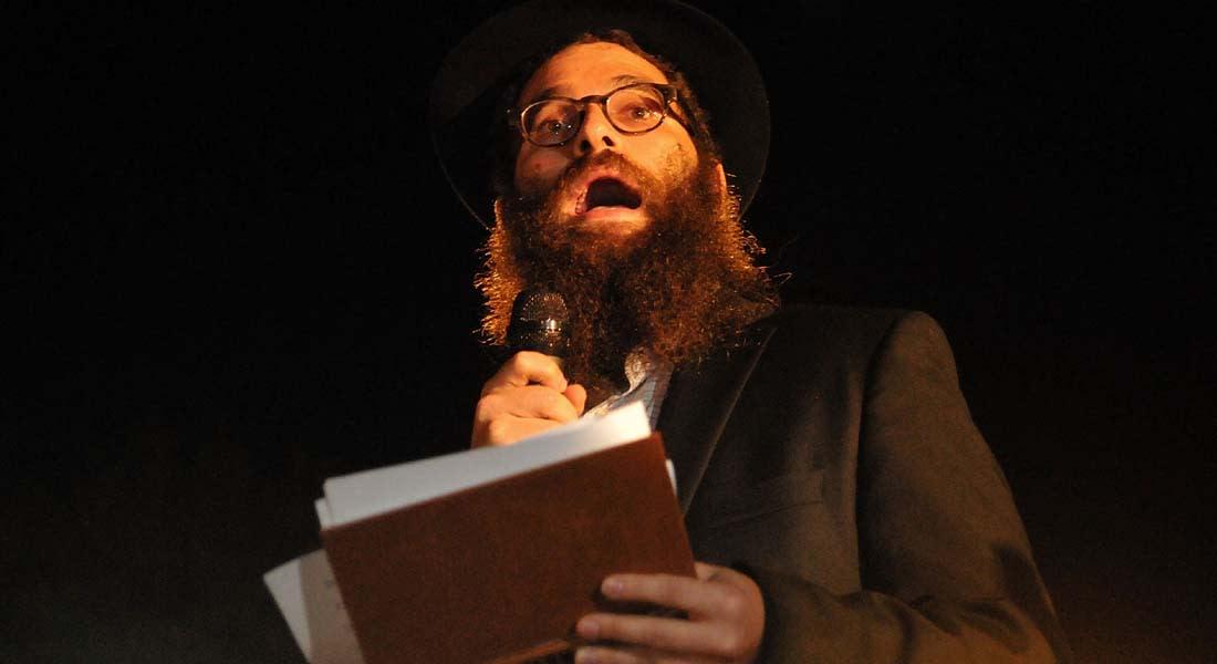 """حاخام: الصحفي سوتلوف الذي أعدمه """"داعش"""" كان ينطلق من تعاليم اليهودية"""