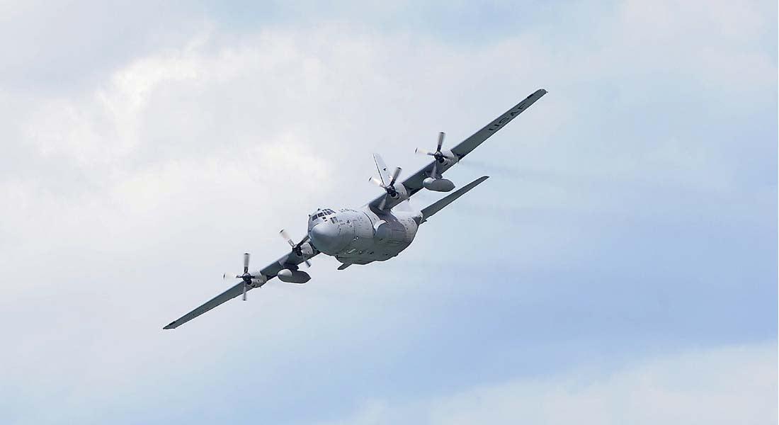 كوبا سمحت لطائرة عسكرية أمريكية بدخول أجوائها لمتابعة طائرة جامحة