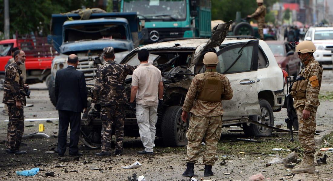 أفغانستان: مقتل وجرح العشرات بتفجيرات استهدفت موكب المرشح الرئاسي عبدالله عبدالله