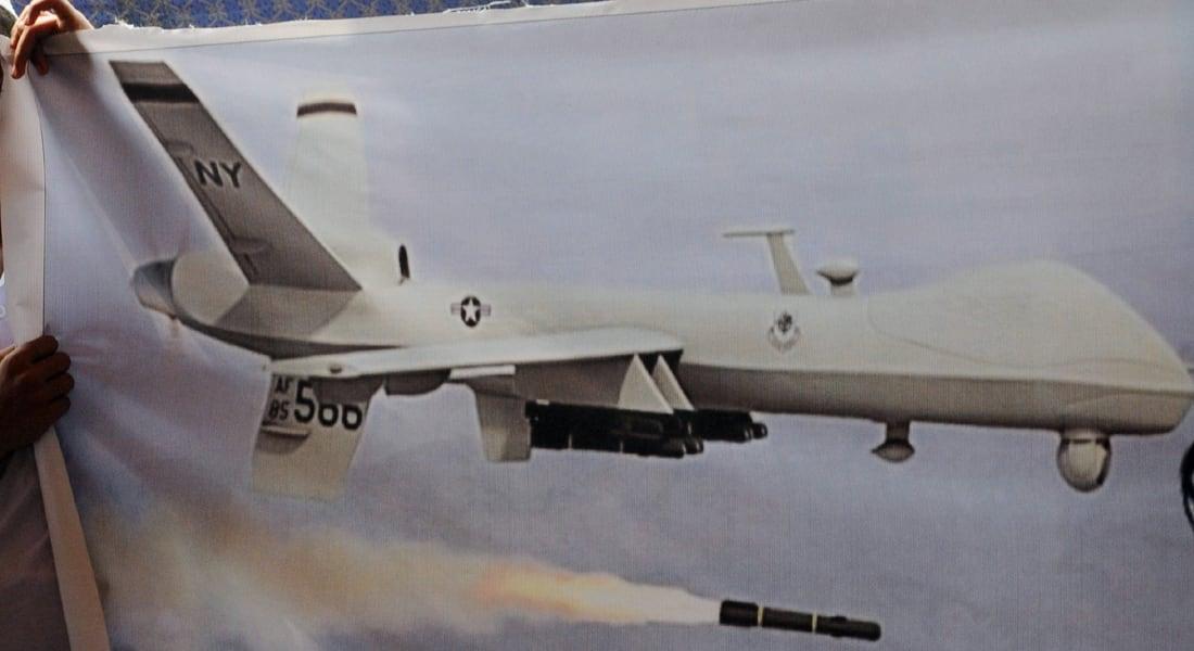 مقتل 10 في أول هجوم بطائرة دون طيار في باكستان منذ نصف سنة